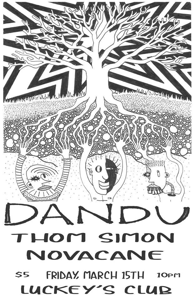 Thom Simon / Dandu / Novacane