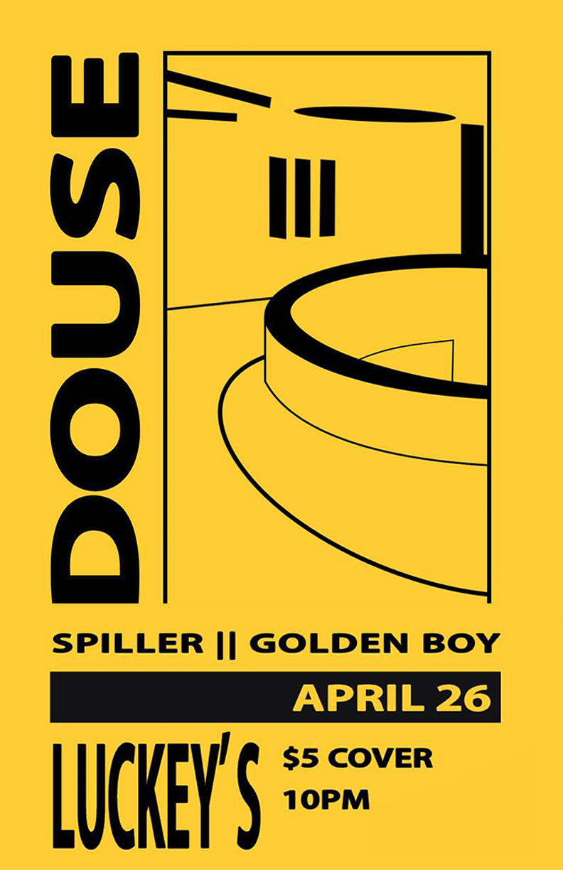 Spiller / Douse / Golden Boy