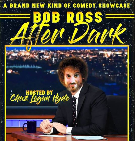 Bob Ross After Dark