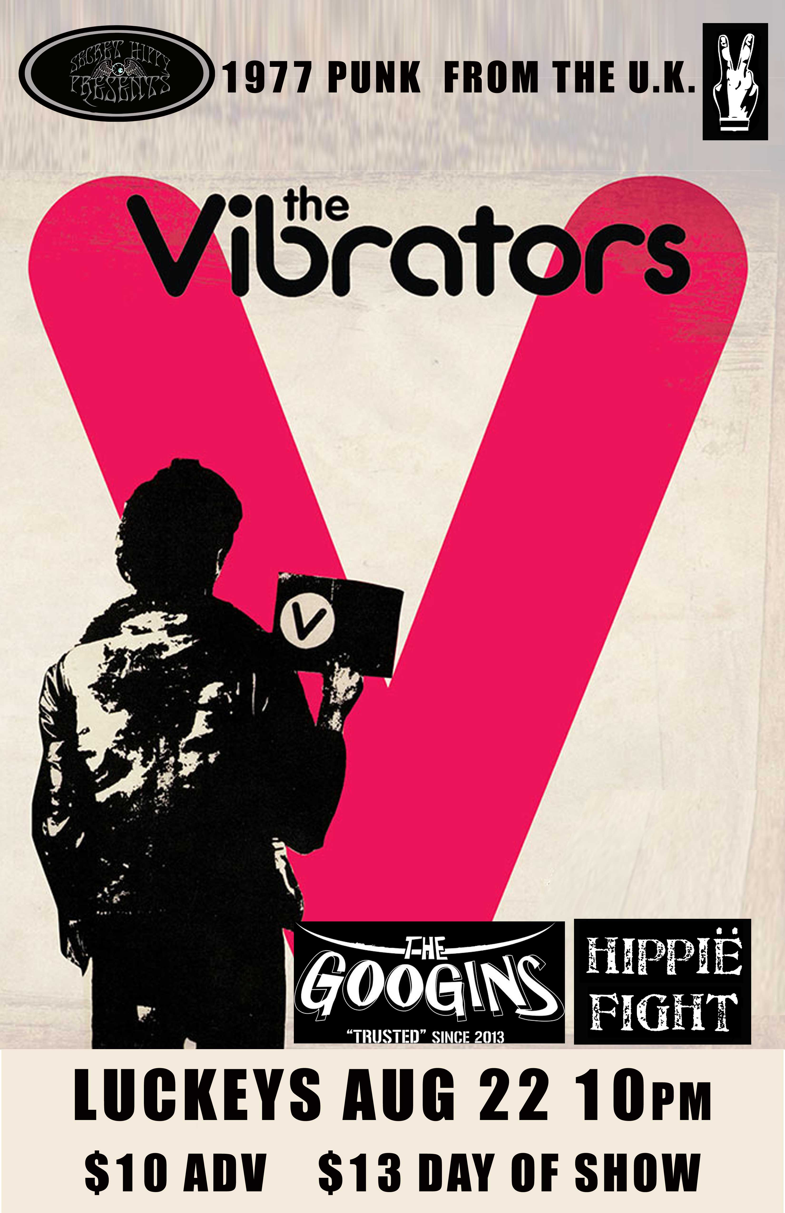 The Vibrators!