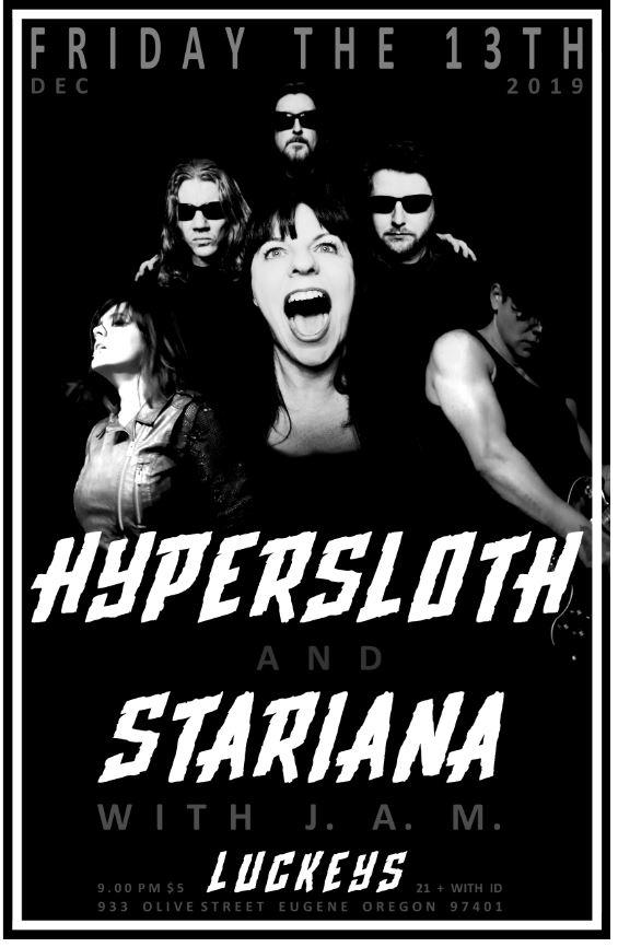 Hypersloth / Stariana / JAM