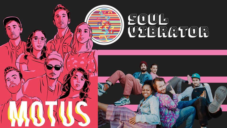 Soul Vibrator/Motus/Broth